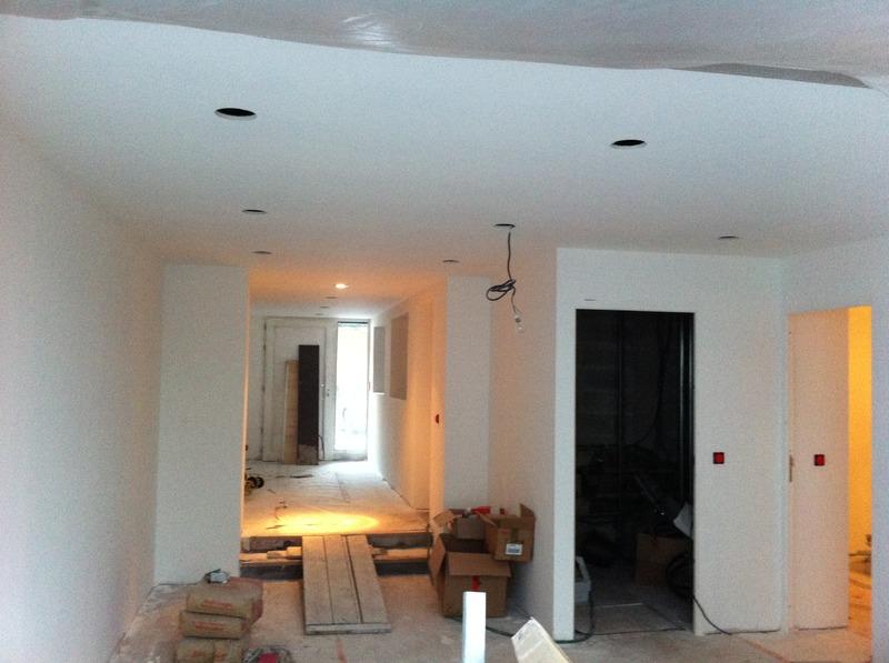 elec peintures placo. Black Bedroom Furniture Sets. Home Design Ideas